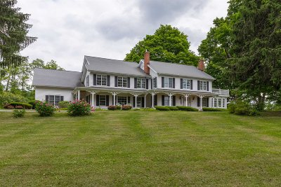 Pleasant Valley Single Family Home Price Change: 1658 Salt Point Turnpike