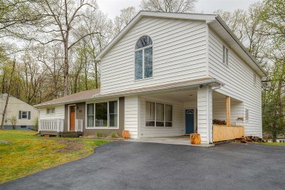 Rhinebeck Single Family Home For Sale: 5 Wheeler Rd