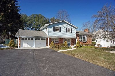Single Family Home For Sale: 14 Saddle Rock Dr