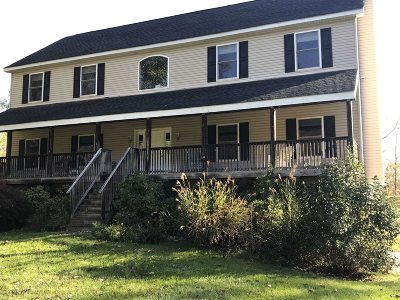 Amenia Single Family Home For Sale: 382 Sharon Station