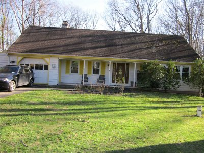 Hyde Park Single Family Home For Sale: 174 Crum Elbow