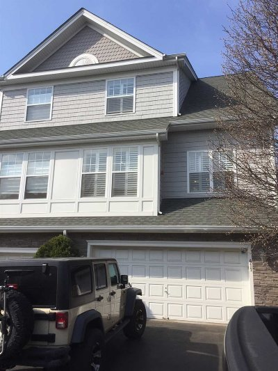 Poughkeepsie City Condo/Townhouse For Sale: 411 Waterview Drive