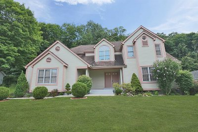 Poughkeepsie Twp Single Family Home For Sale: 21 Coachlight Drive