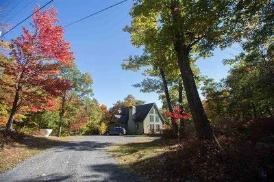 Putnam County Single Family Home For Sale: 537 E Mountain Rd N