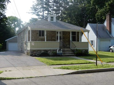 Poughkeepsie City Single Family Home Extended: 61 Parkwood Blvd