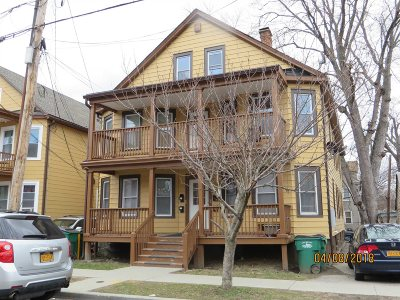 Poughkeepsie City Multi Family Home Continue Showing: 32 Bement Ave.