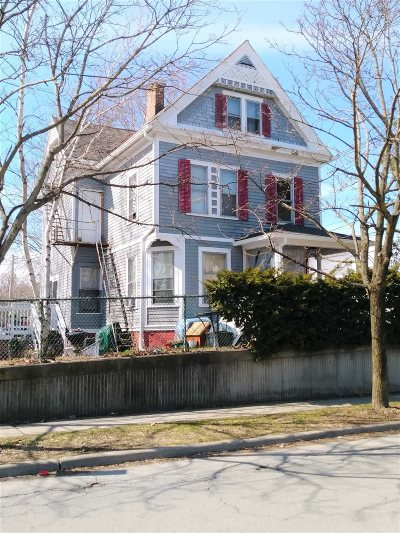 Poughkeepsie City Multi Family Home For Sale: 28 Corlies Ave
