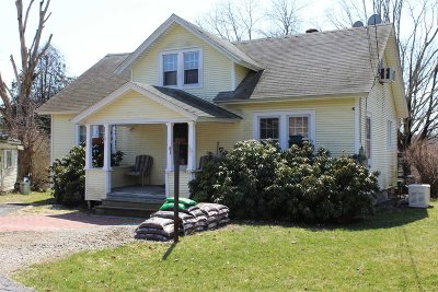 Amenia Single Family Home For Sale: 8 Steelworks Circle