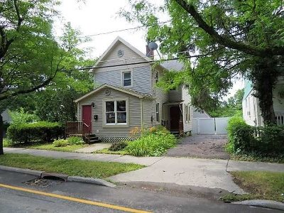 Poughkeepsie City Single Family Home For Sale: 470 Maple Street
