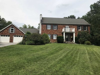 Rhinebeck Single Family Home For Sale: 47 Wey Road