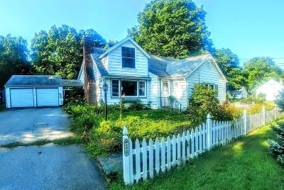 Rhinebeck Single Family Home Price Change: 26 Ackert Hook Rd