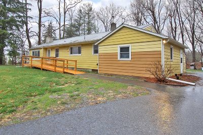 Dutchess County Single Family Home For Sale: 43 Arthursburg Rd