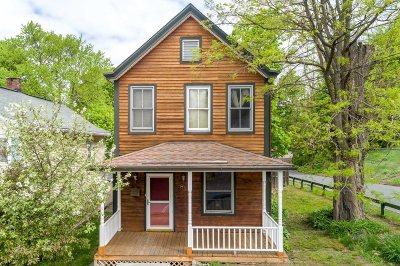 Kingston Single Family Home For Sale: 89 Stephan Stre