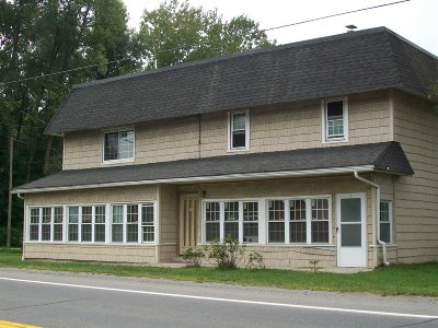 Dutchess County Rental New: 1531 Route 22 #D