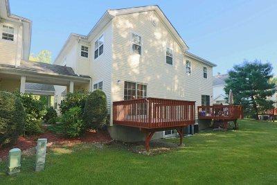 La Grange Condo/Townhouse For Sale: 129 Stringham Rd #11