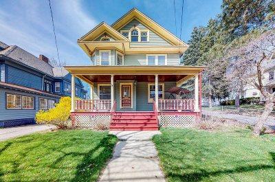 Poughkeepsie City Condo/Townhouse For Sale: 28 Forbus St