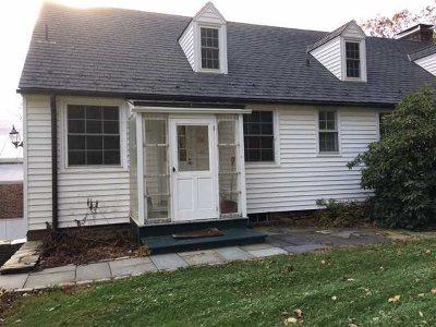 Dutchess County Rental New: 259 Pugsley Hill Rd