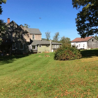 Dutchess County Single Family Home New: 64 Leedsville Rd