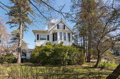 Poughkeepsie City Single Family Home For Sale: 64 S Clinton