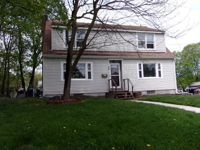 Dutchess County Single Family Home New: 69 S Remsen