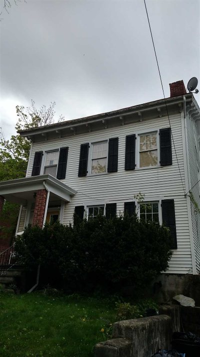 Dutchess County Multi Family Home New: 73 Montgomery St