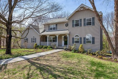Poughkeepsie Twp Single Family Home For Sale: 18 Coachlight Dr