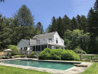 Pawling Single Family Home Price Change: 16 French Lake