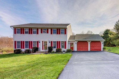 New Paltz Single Family Home Continue Showing: 3 Country Meadow Lane