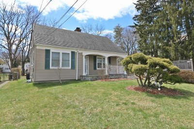 Poughkeepsie City Single Family Home For Sale: 12 College Ave