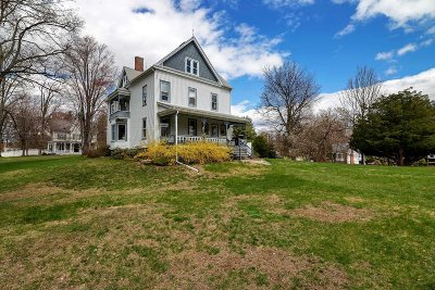 Poughkeepsie Twp Single Family Home For Sale: 18 Overlook Rd