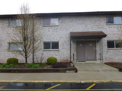 Poughkeepsie Twp Condo/Townhouse For Sale: 26 Cooper Road #205