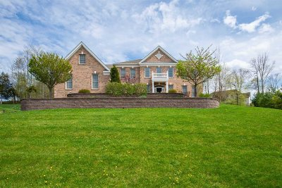 Wappinger Single Family Home For Sale: 173 Shamrock Hills Dr