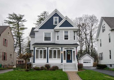 Poughkeepsie City Single Family Home Continue Showing: 54 S Randolph Ave