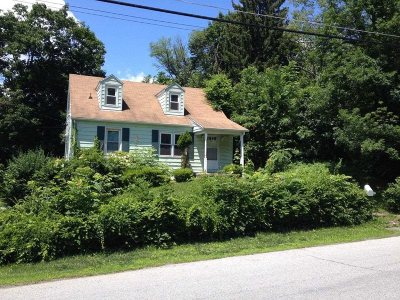 Poughkeepsie Twp Single Family Home For Sale: 48 Woodlawn Ave
