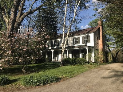 Red Hook Single Family Home For Sale: 102 Old Post Rd North