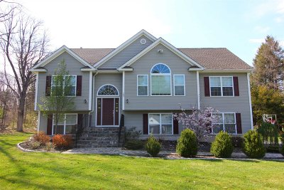 Poughkeepsie Twp Single Family Home For Sale: 183 Overocker Rd