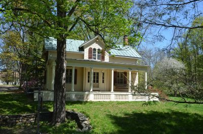 Rhinebeck Single Family Home For Sale: 476 Route 308
