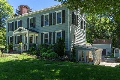 Single Family Home For Sale: 531 Old Wurtemburg