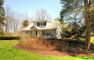 Clinton Single Family Home Continue Showing: 60 Schoolhouse Road