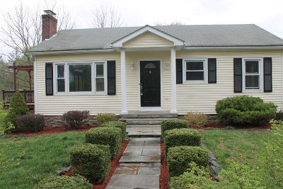 East Fishkill Single Family Home For Sale: 12 Hosner Mountain Rd