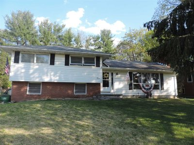 Poughkeepsie Twp Single Family Home For Sale: 4 Lincoln Dr.