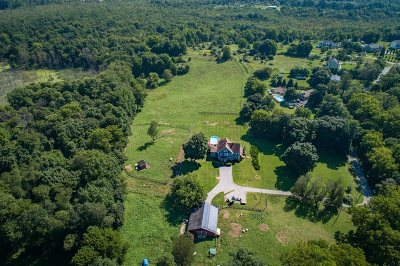 Columbia County, Dutchess County, Orange County, Putnam County, Ulster County, Westchester County Single Family Home For Sale: 162 Old Pawling Rd