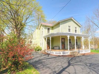 Claverack Single Family Home For Sale: 786 Route 217