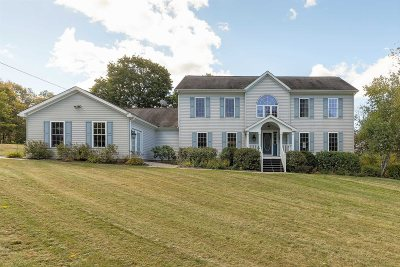 Pleasant Valley NY Single Family Home Price Change: $489,900