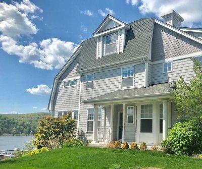 Poughkeepsie City Condo/Townhouse For Sale: 209 Riverview Dr