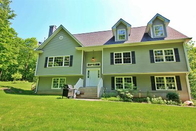 Beekman Single Family Home For Sale: 541 Gardner Hollow Rd