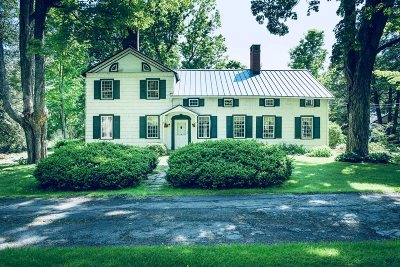 Single Family Home For Sale: 1598 Jackson Corners Road