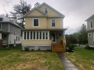 Poughkeepsie City NY Single Family Home New: $219,000