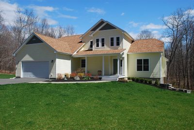 Rhinebeck Single Family Home New: 22 Kendon Ln