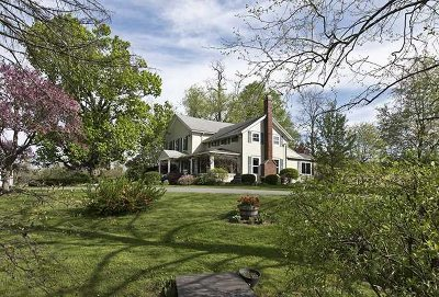 Single Family Home New: 71 Hill N Dale Road